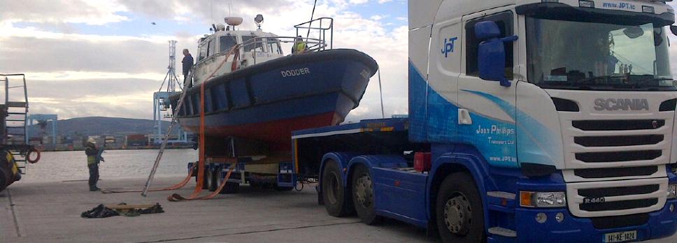 John Phillips Transport - Irish Transport, Logistics & Environmental Services Provider in Ireland